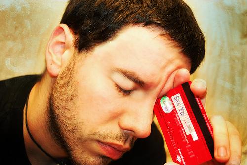 money problems photo