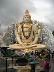 worshipping idols photo