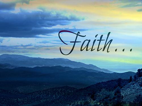 faith in God photo