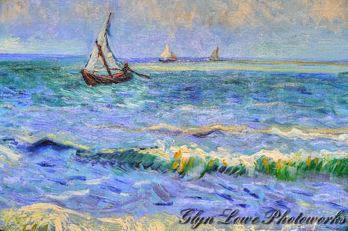 van gogh paintings photo