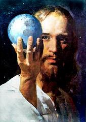 jesus as savior photo