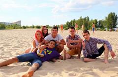 group of teenagers photo