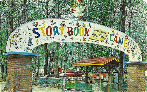 story book photo