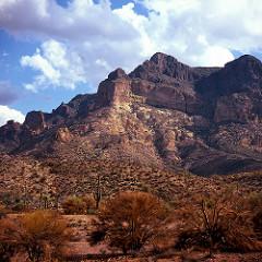 arizona mountains photo