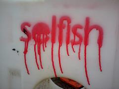 selfish photo