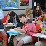 school classroom photo