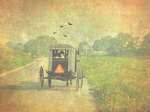 old fashioned photo