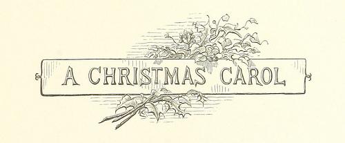 dickens christmas carol photo